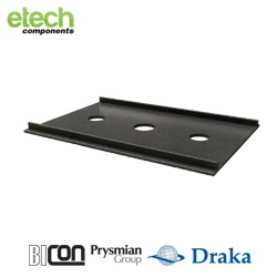 BICON-Prysmian-Draka-Insulating-Pad-Insulated-Cable-Cleats