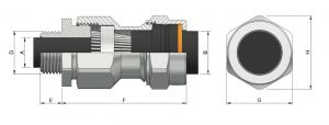 BICON-Prysmian-CW-AL-LSOH-Cable-Gland-Kit-432LSF