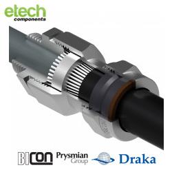 Prysmian BICONCW-AL Indoor/ Outdoor LSOH Cable Gland Kit 432LSF Series