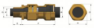 BICON-Prysmian-E1W Outdoor Wet Area Cable Gland Kit KA413 Series