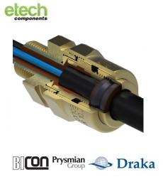 Prysmian BICONBarr-A Ex d IIC Cable Gland 424TA Series