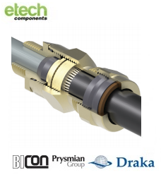 Prysmian BICONE1W-XL Ex d IIC / Ex e II Cable Gland Kit KA474 Series
