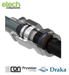 Prysmian BICONE1WF- Al Ex d IIC / Ex e II Cable Gland Kit KCA455 Series