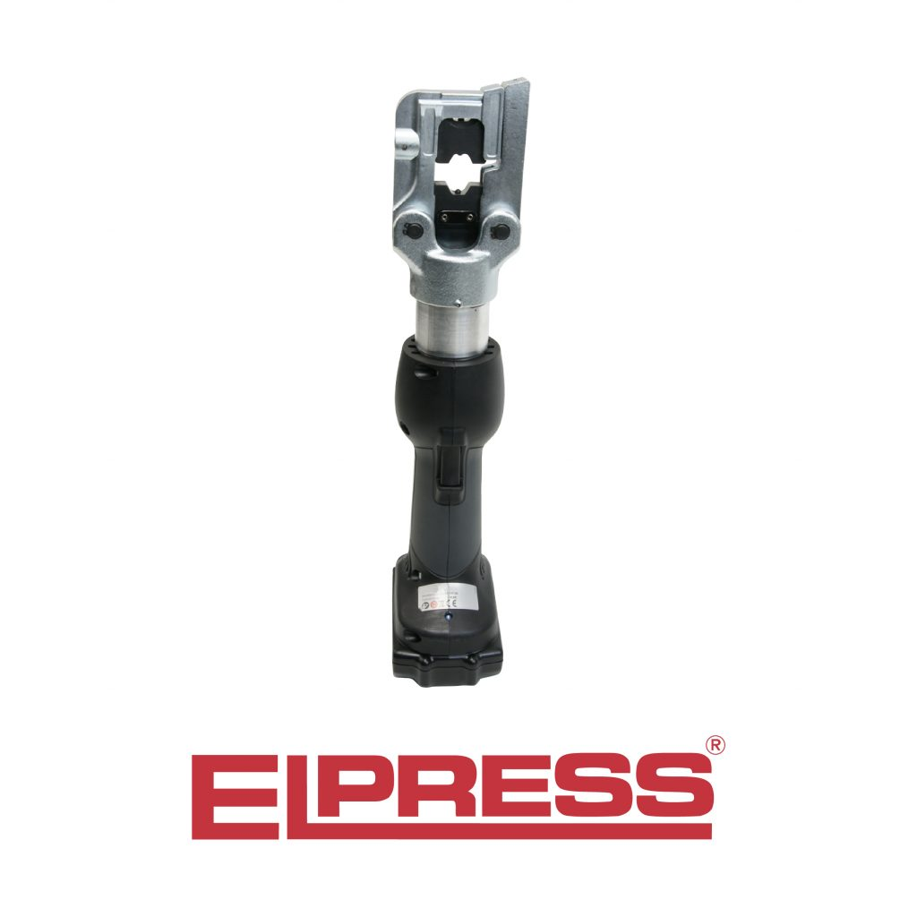 Elpress crimp tool pvl611 for cu terminals range 10 240mm and c elpress pvl611 pvl611db pvl611 us battery hydraulic crimping sciox Gallery