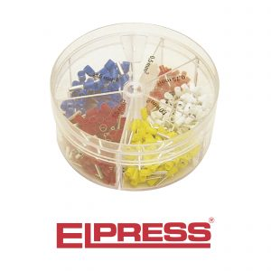 SD0525-Elpress-Assortment-Box-Pre-Insulated-End-Terminals