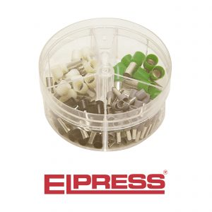 SD4016-Elpress-Assortment-Box-Pre-Insulated-End-Terminals