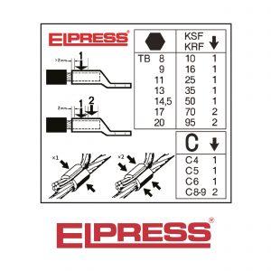 T2600-T2600B-T2600C-Elpress-Crimping-Tool-Copper-Tube-Cu-Aluminium-Al-Terminals-Info