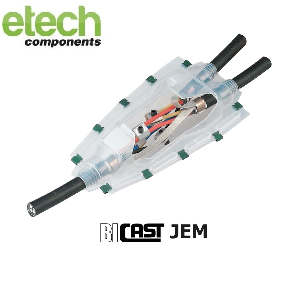 Prysmian BICON JBRCC LV Low Voltage Universal Cable Joint Kits