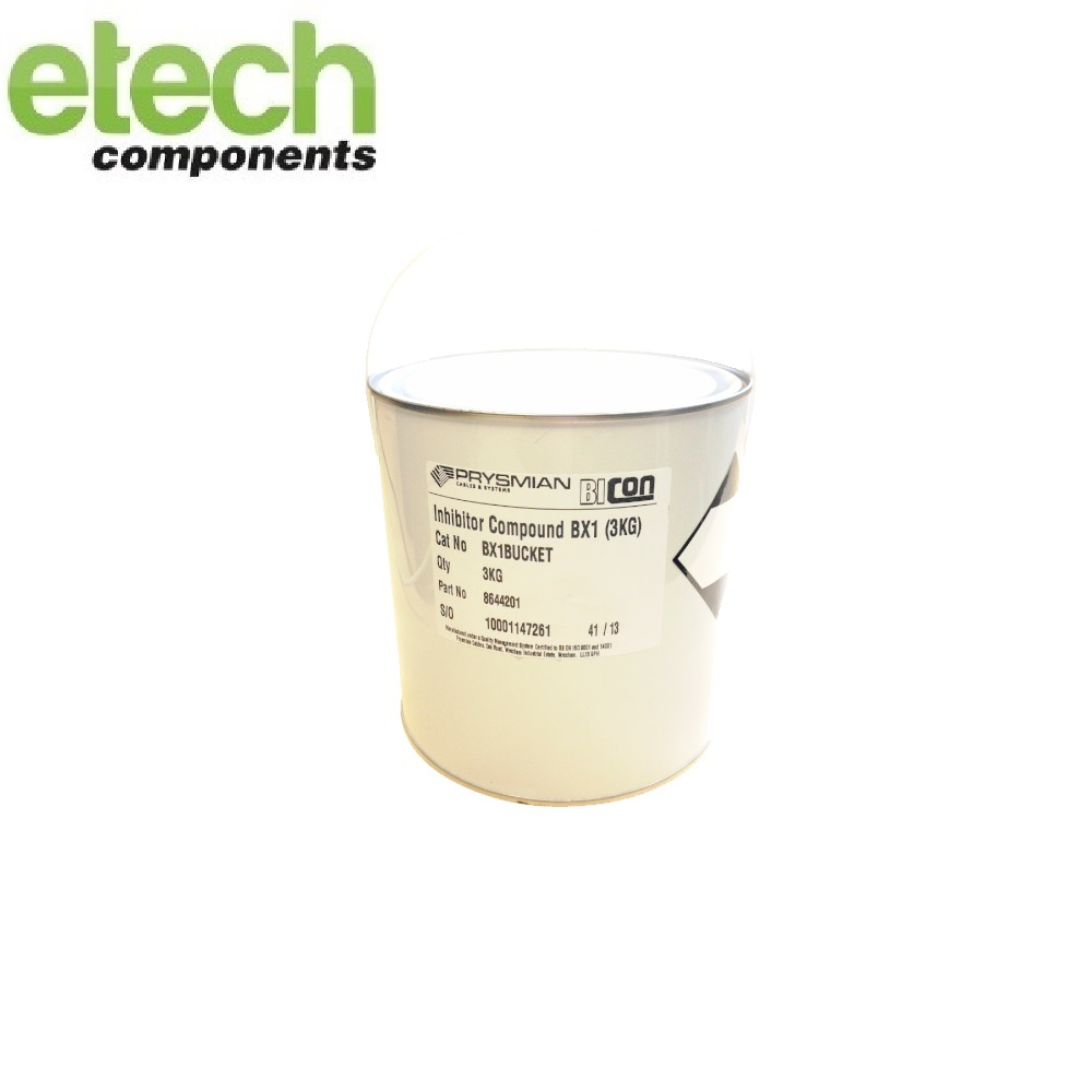 Prysmian BICON BX1 3kg Bucket Electrical Joint Compound