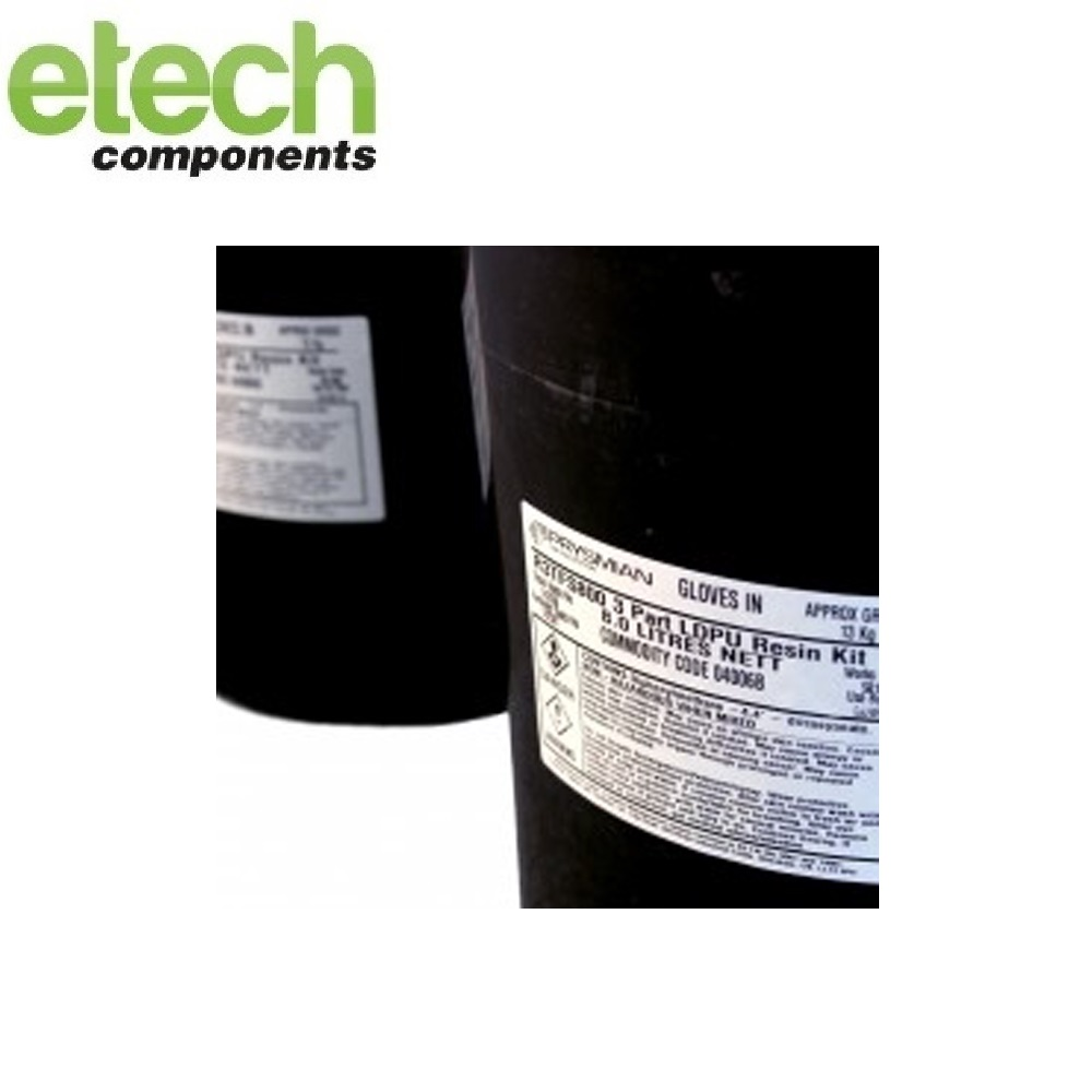 Prysmian BICON Low Density Three Part Polyurethane Resin (Sand Filled) (LDPU)