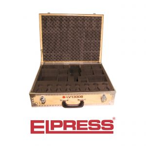 Elpress-LV1300B-Storage-Box-Wooden-Wood-Steel-Reinforced-Polyethylen-Insert