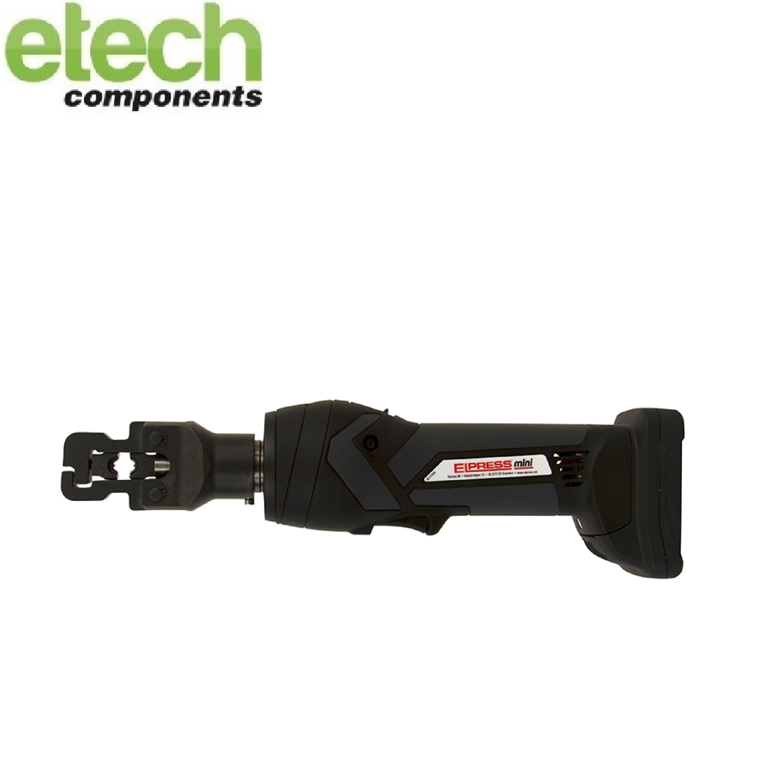 Elpress Mini PVL130L Electro Hydraulic Crimping Tool
