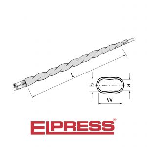 Elpress-Twist-Connectors-For-Copper-Wires-Cu-Overhead-Line-Connectors