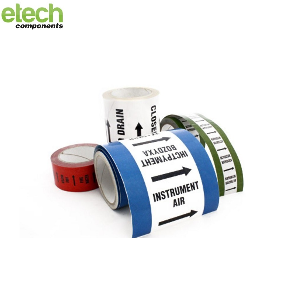 Endurance External Pipe ID Tape