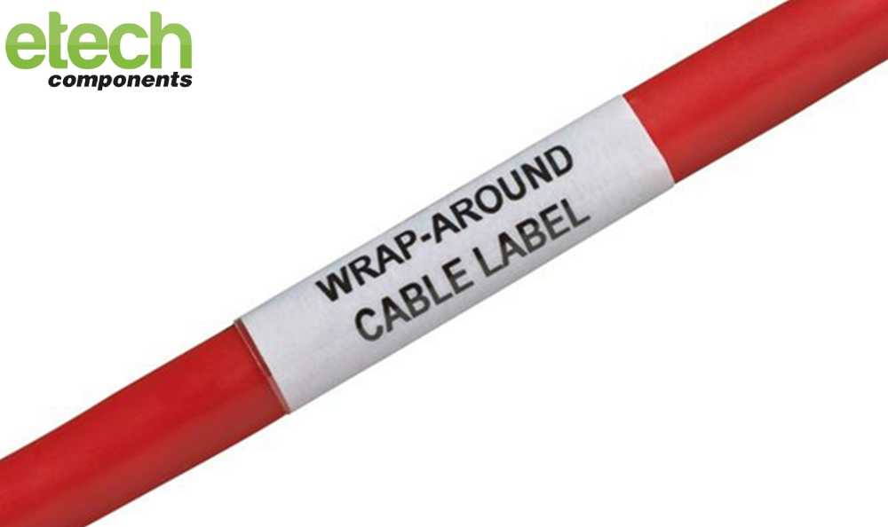 Prolab Wrap-Around Thermal Labels