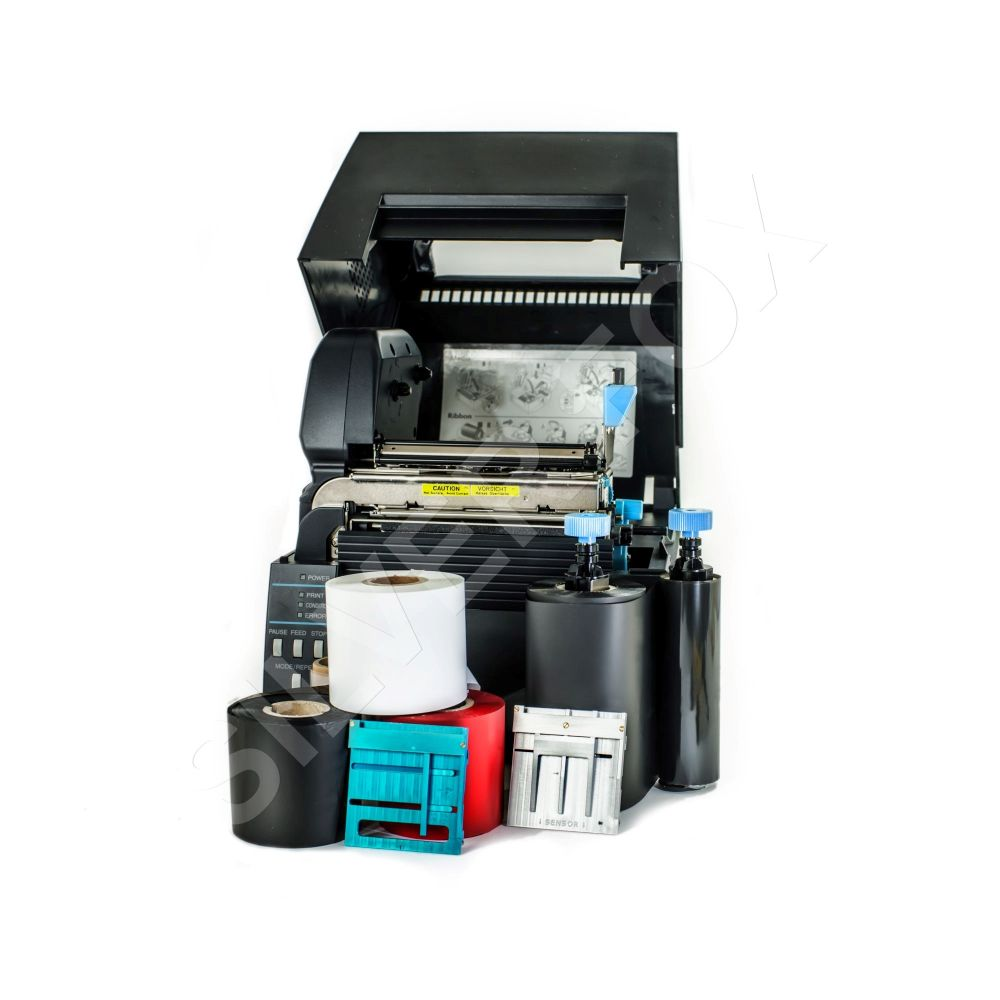 Silver Fox Fox-in-a-Box Thermal Printer Starter Kit - Basic (FIAB-BAS), Advanced (FIAB-ADV), Professional (FIAB-PRO)
