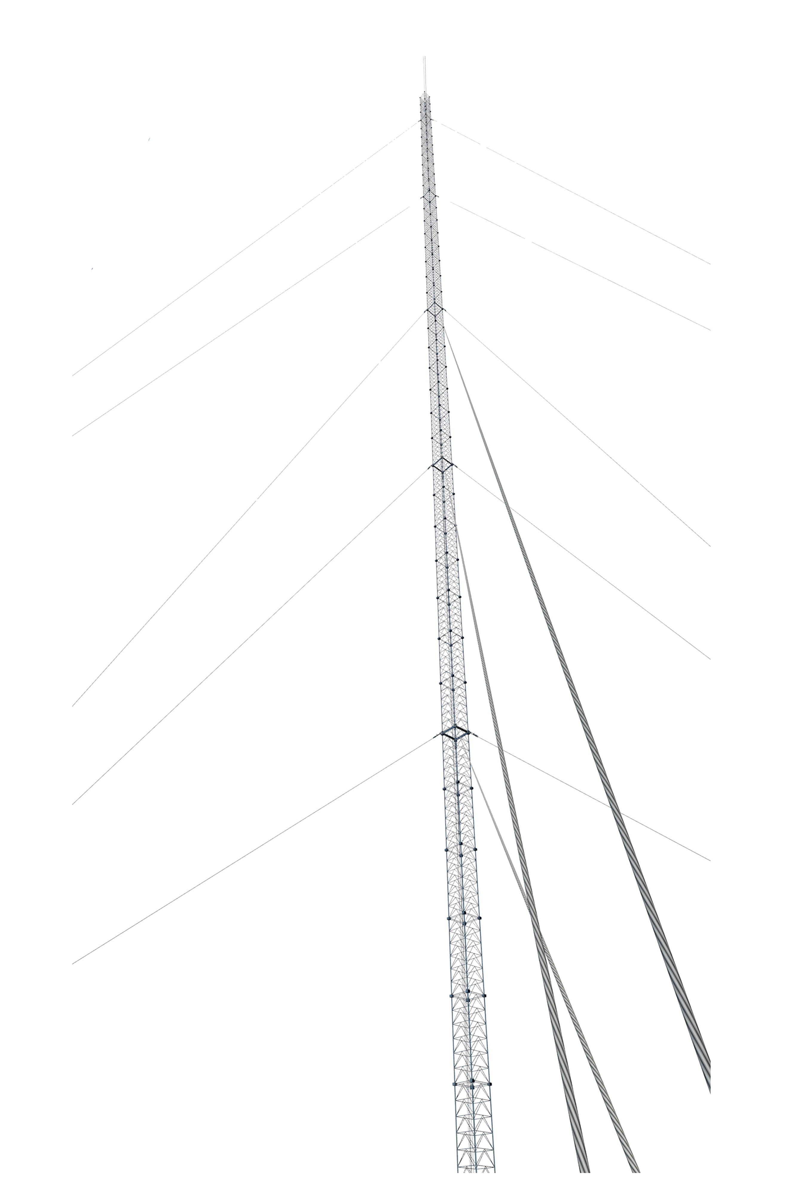 Guyed Mast Systems