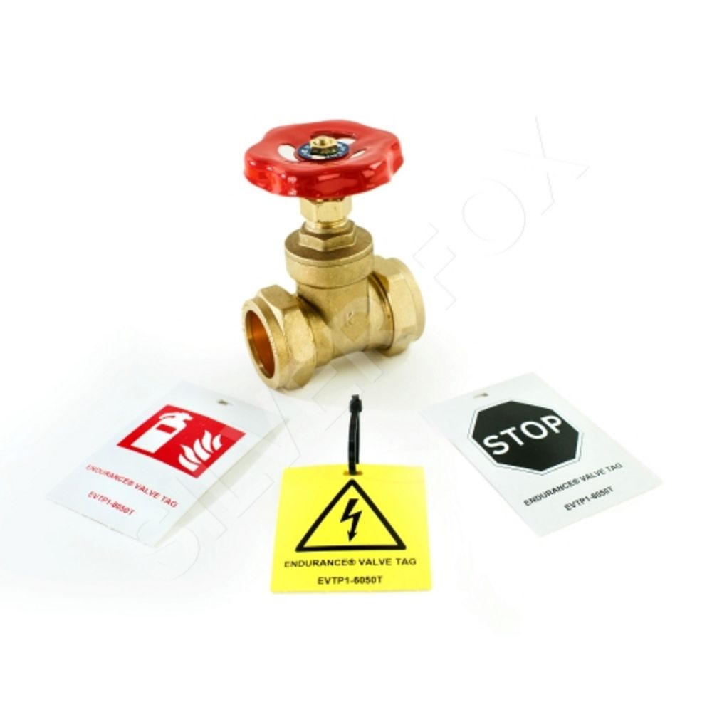 Pipe & Valve Labels