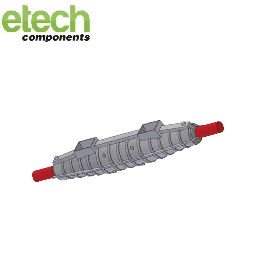 Prysmian BICON MV Medium Voltage Elaspeed Heatshrink Cable Joints - Three Core Armoured