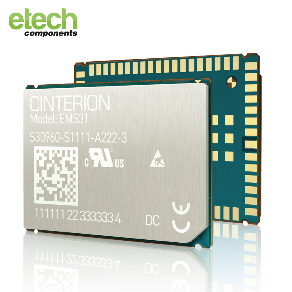 Gemalto EMS31 Industrial Wireless M2M Cat.M1 LTE Module