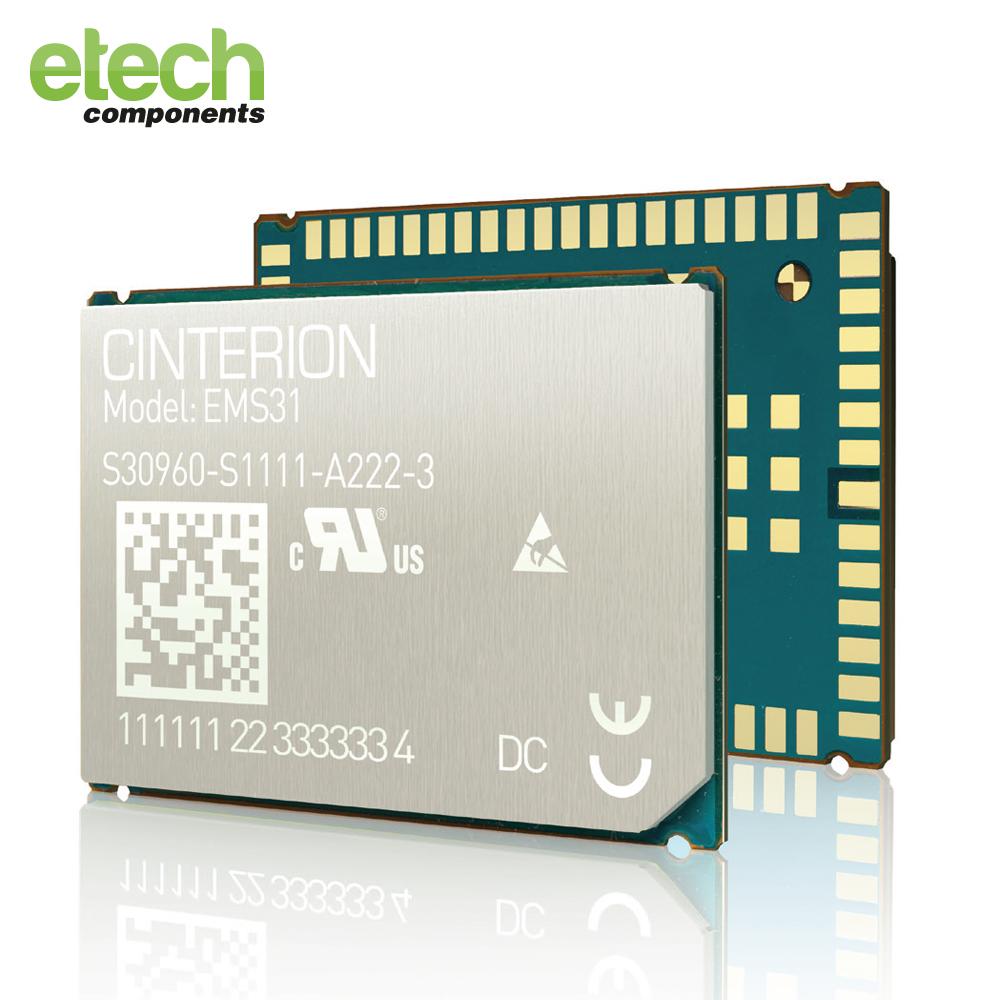 Gemalto EMS31 Industrial Wireless M2M Cat.M1 LTE Module