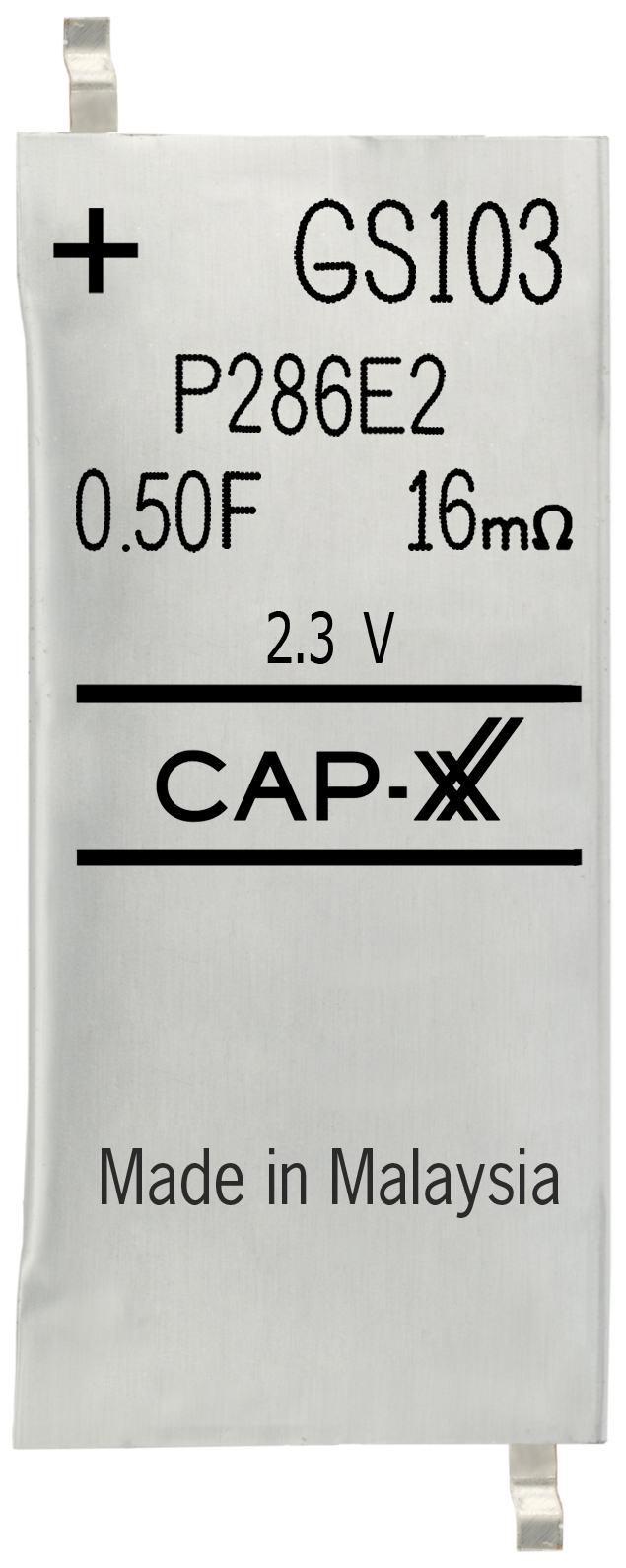 CAP-XX Supercapacitors G-series