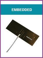 CTi embedded antennas