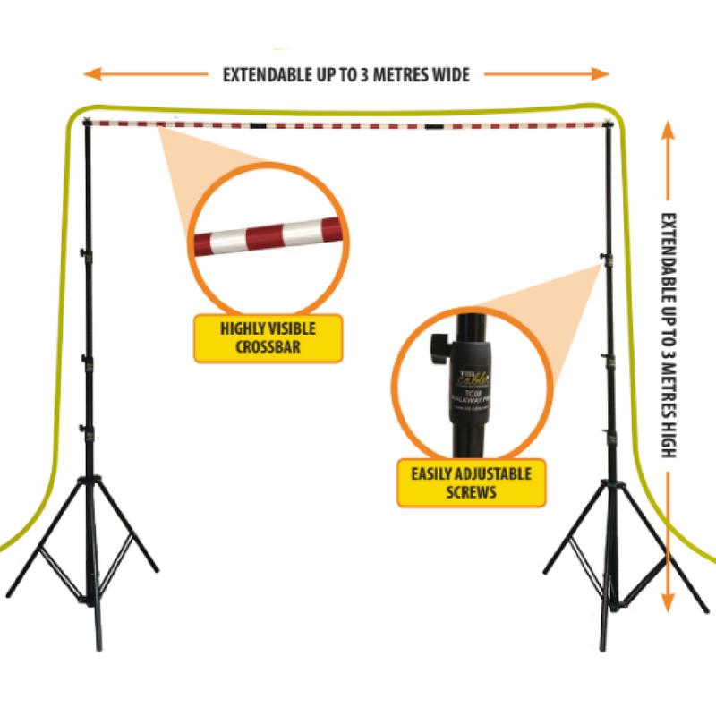Tidi-Cable Walkway Pro