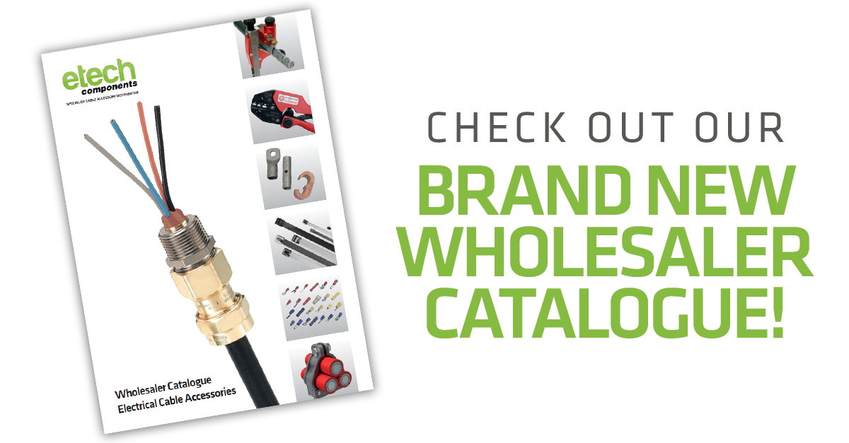 Introducing our new Electrical Wholesaler Catalogue!