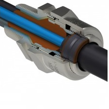 Prysmian BICON Barr-A Explosion Proof Connector 424BT Series (Industrial)
