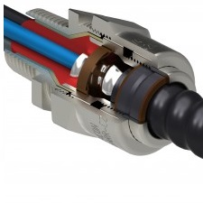 Prysmian BICON Barr-CZ Explosion Proof Connector 424NB Series (Industrial)