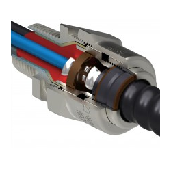 North American Explosion Proof Connectors (Marine & Industrial) BICON BICC Components UK distributor - Cable Glands