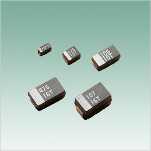 Matsuo Chip Tantalum Capacitor 267 E Series