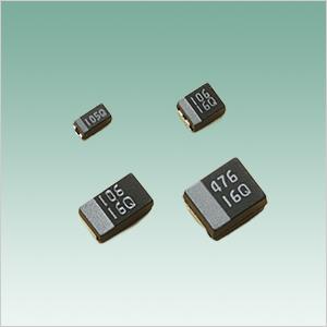Matsuo Chip Tantalum Capacitor 267 N Series