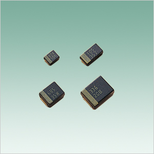 Matsuo Chip Tantalum Capacitor 269 M Series