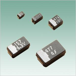 Matsuo Chip Tantalum Capacitor TCA