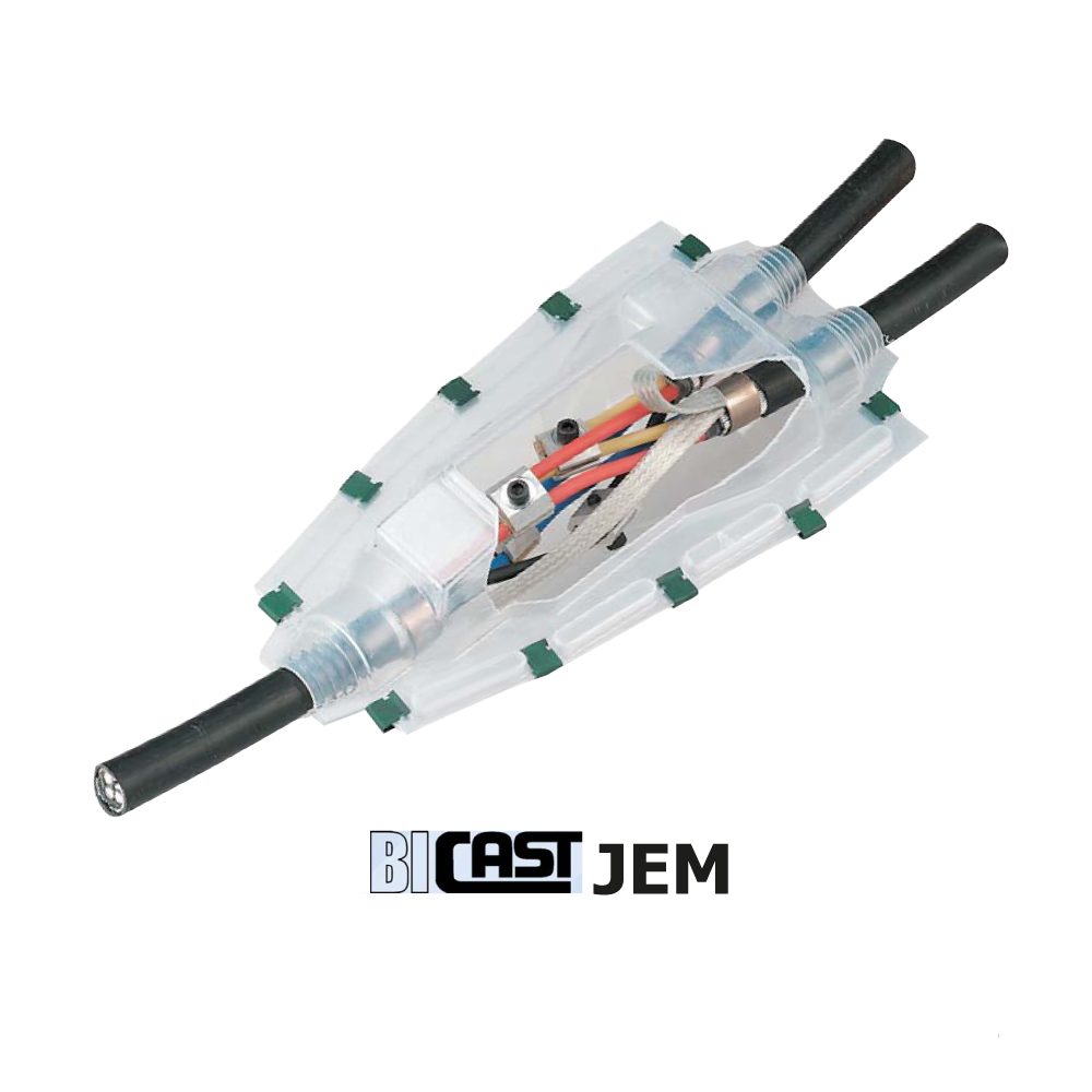 Prysmian BICON Universal Cable Jointing Kits - JBR Series (Low Voltage) (JBR6, JBR16, JBR35, JBR95, JBR185, JBR300)