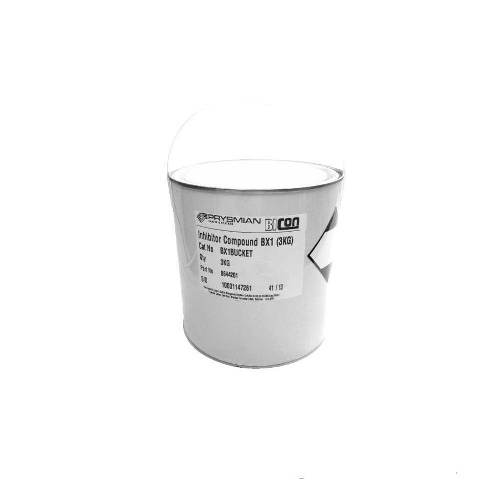 Prysmian BICON BX1 3kg Bucket Electrical Joint Compound (U8644201)