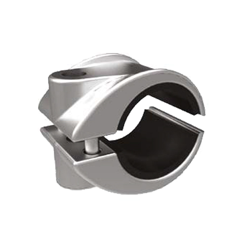 Prysmian BICON Single Way Rubber Lined Claw Cleat 370BA--L Series (Aluminium) (370BA05L, 370BA07L)