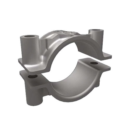 Prysmian BICON Two Bolt Cleat 370CG Series (Galvanised Cast Iron Cleat)