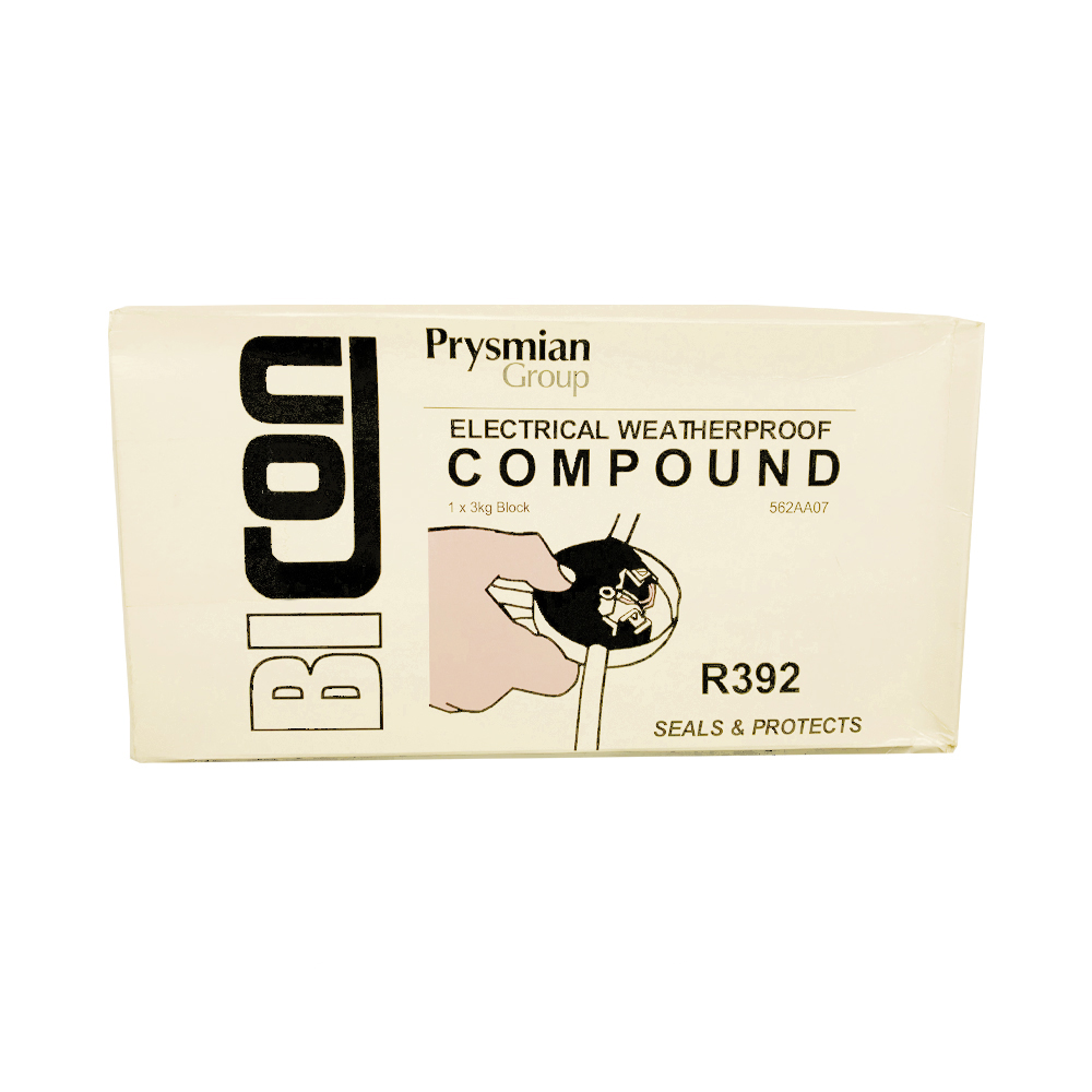 Prysmian BICON R392 Electrical Weatherproof Compound (U562AA07)