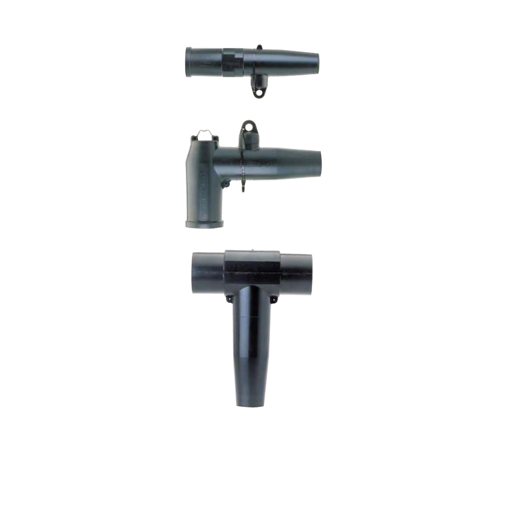 Prysmian BICON FMCS-400, FMCE-400 and FMCT-400 (Separable Straight, Elbow & Tee Connectors)