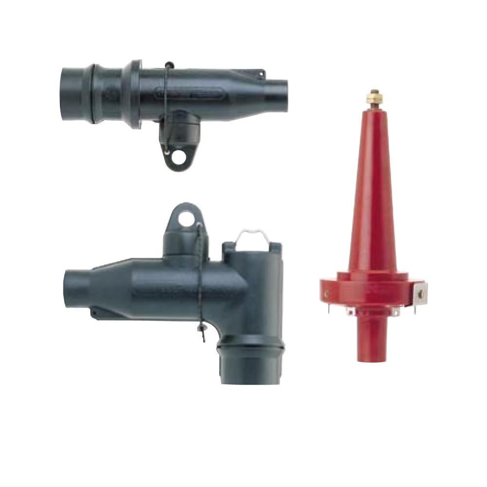 Prysmian BICON FMCS-250A and FMCE-250A (Separable Straight & Elbow Connectors)