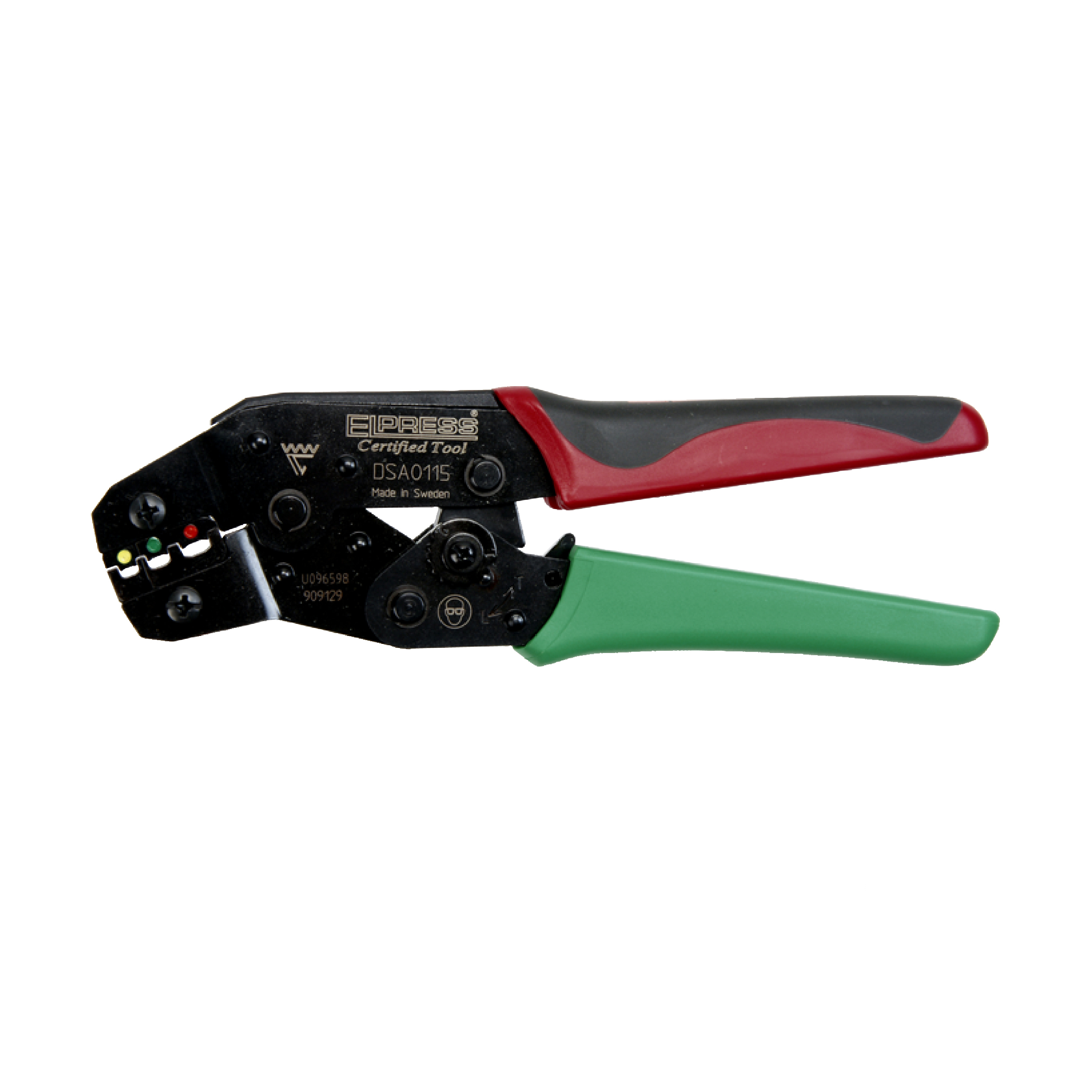 Elpress DSA0115 Crimping Tool (0.14-1.5mm²)