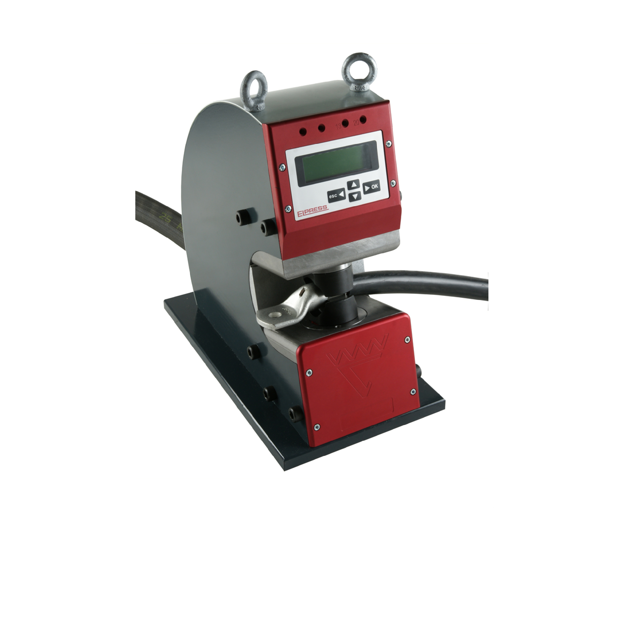 Elpress CS2500 Crimping Station (10-300mm²)