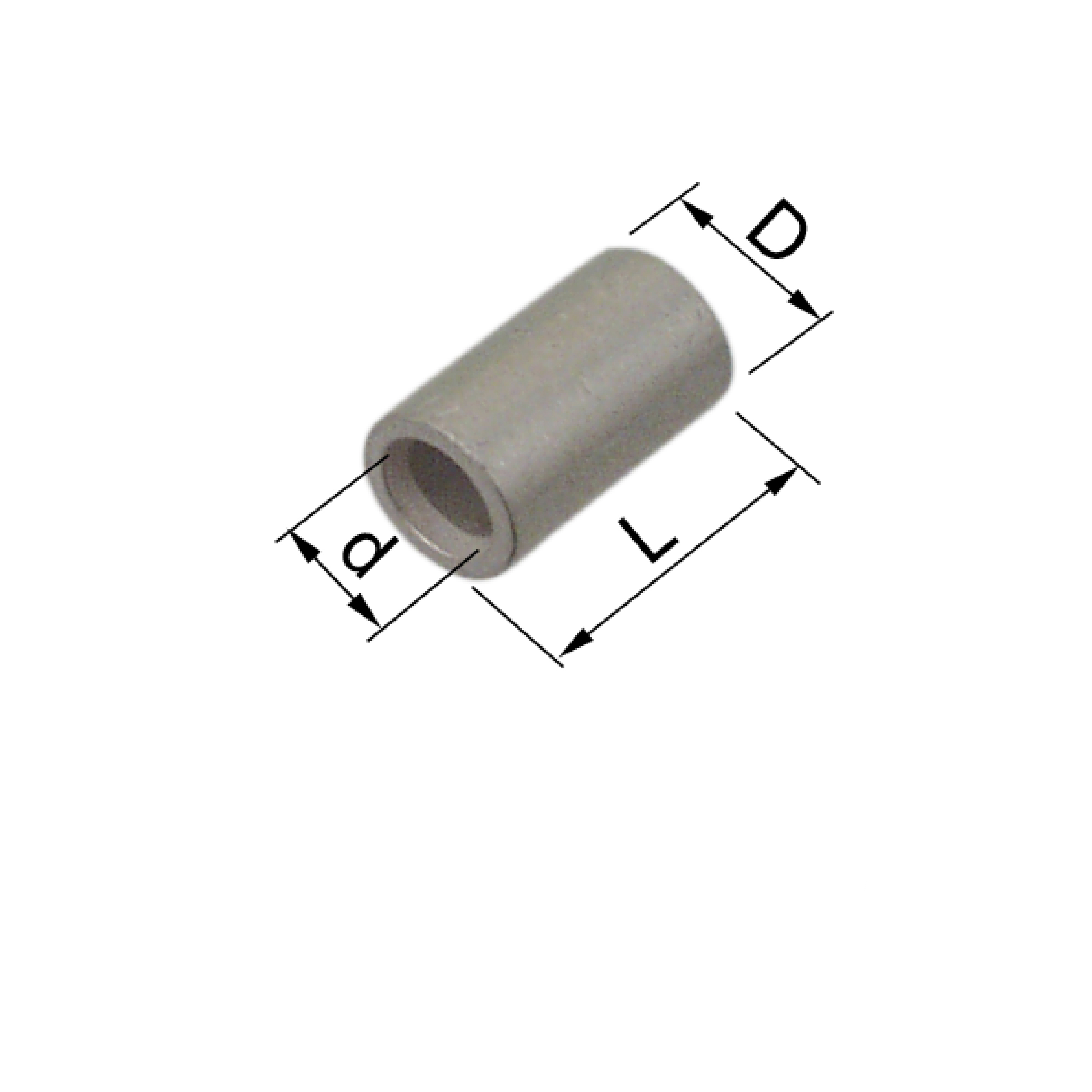 Elpress Copper Parallel Connectors for total cross section areas 0.5-7.5mm²