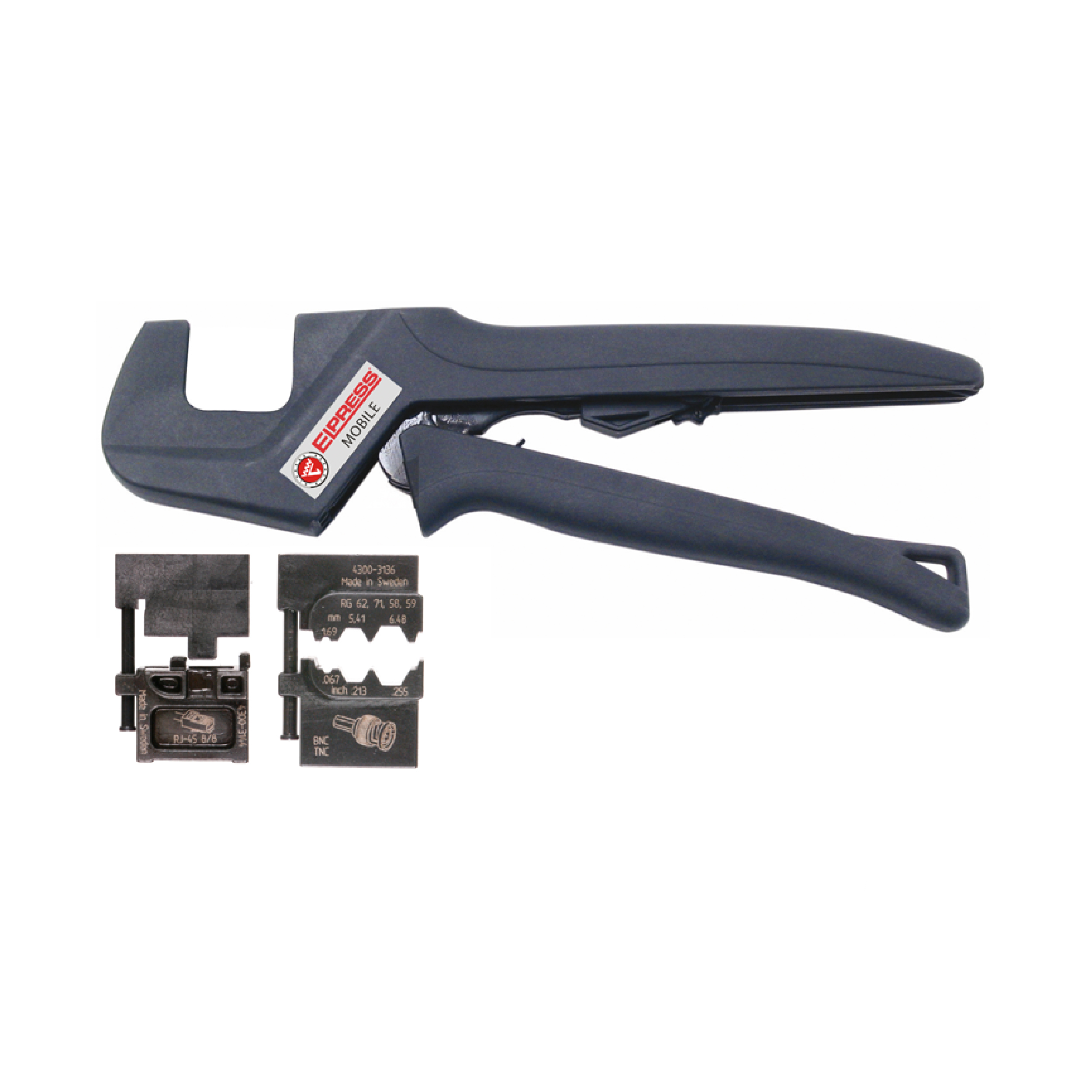 Elpress Mobile DataCom Crimping Tool Kit