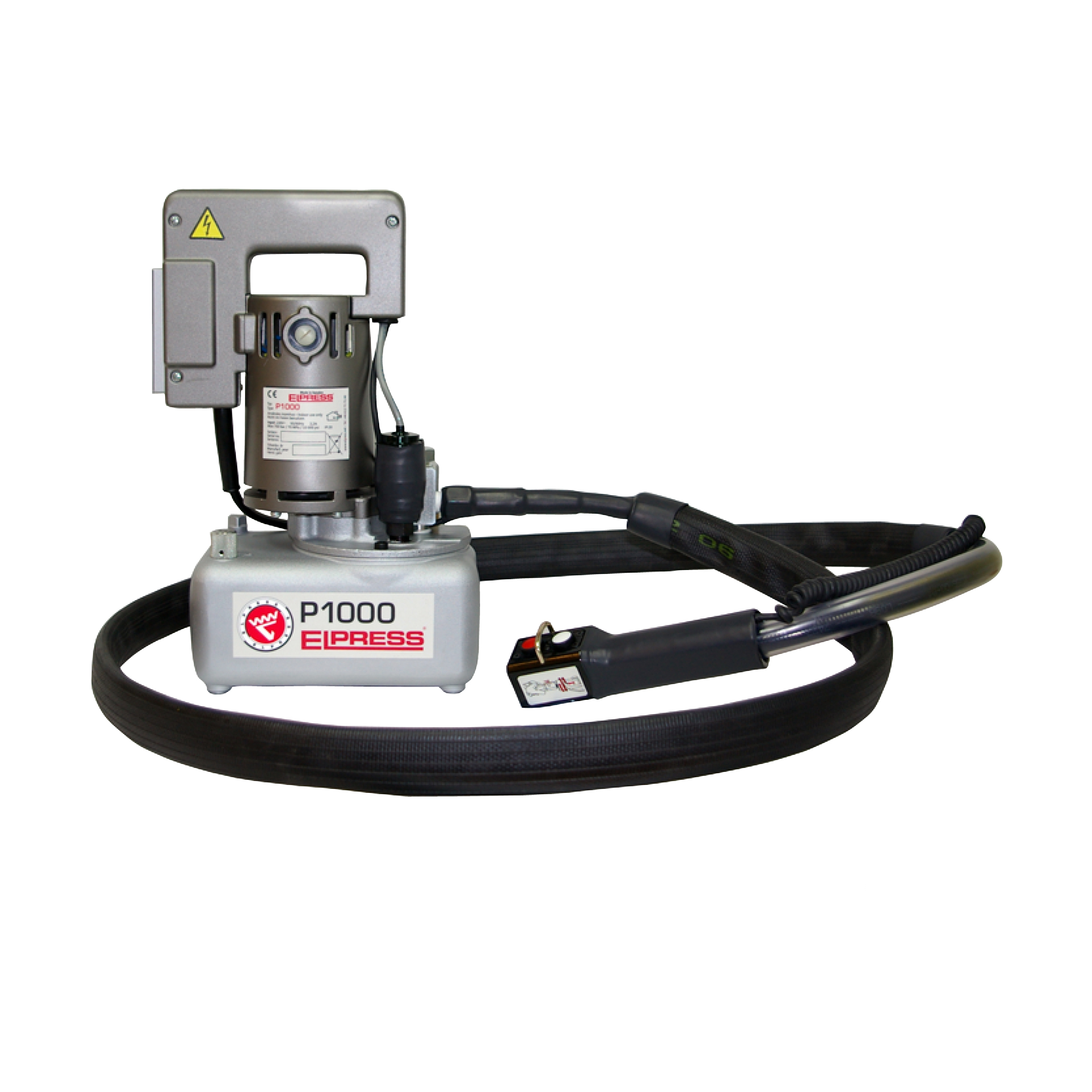 Elpress P1000 Mains Powered Pump