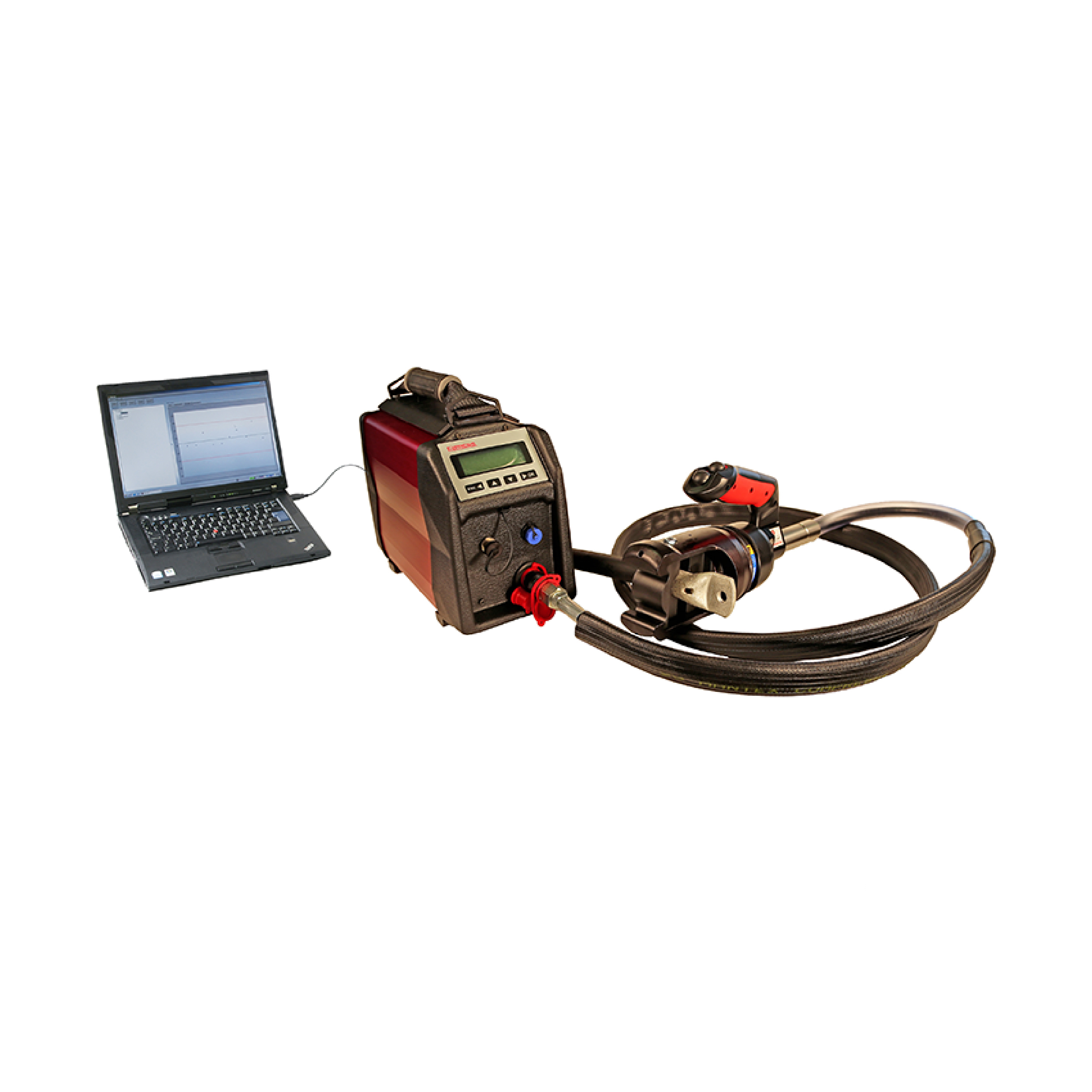 Elpress PS700 Analyzer - Crimping Analysis & System Calibration Software