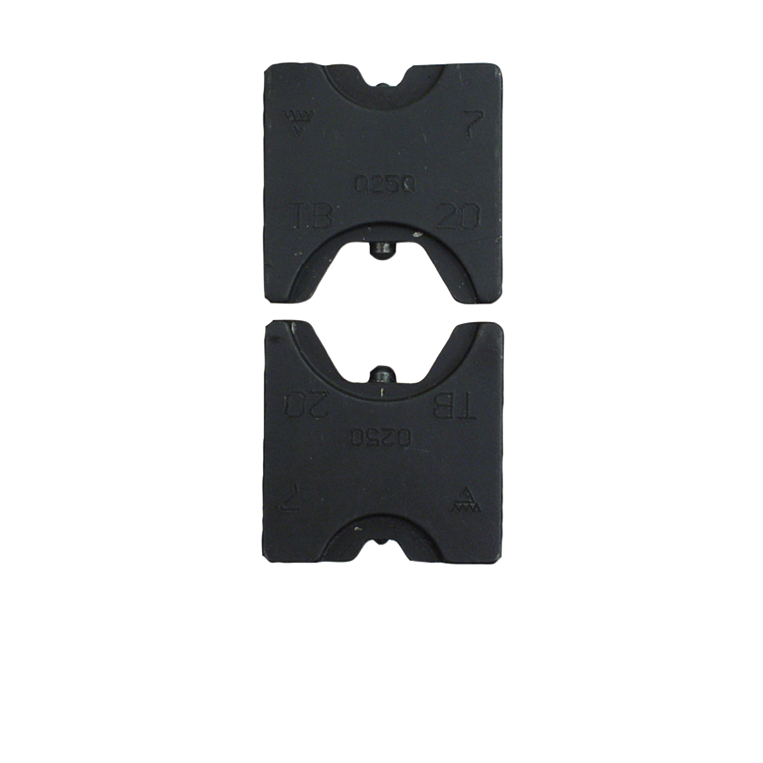 Elpress Accessories- Crimp Dies for Tool types T2600, V600 , V611, PVL611 and PVX611